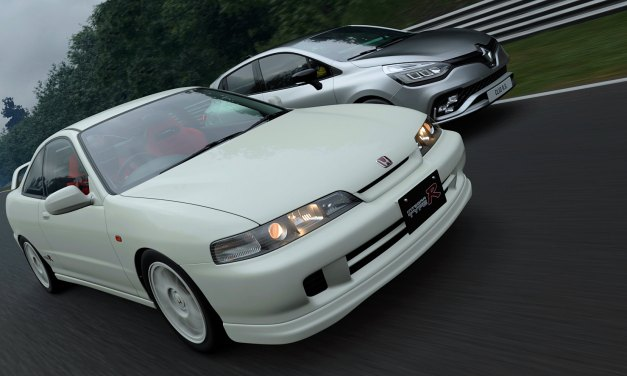 Gran Turismo Sport : Le Nürburgring Nordschleife en Honda Integra Type R DC2