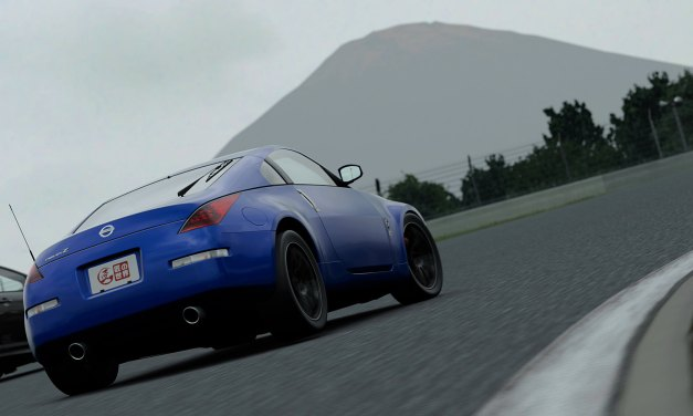 Gran Turismo Sport : Vidéos sur Fuji Speedway en Nissan 350Z