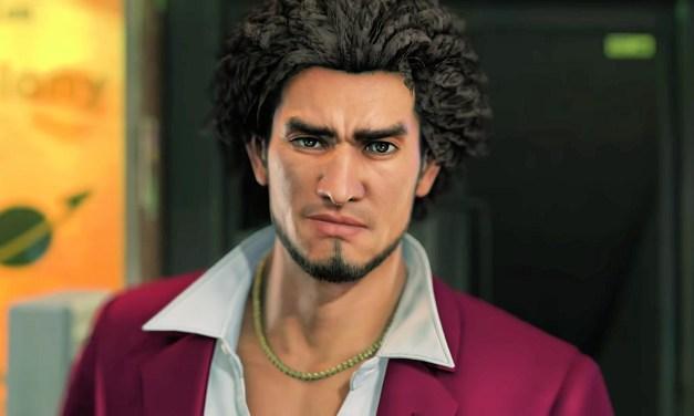 Sega annonce Yakuza 7 sur Xbox Series X