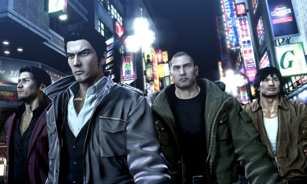The Yakuza Remastered Collection est disponible sur Xbox One et Xbox Game Pass