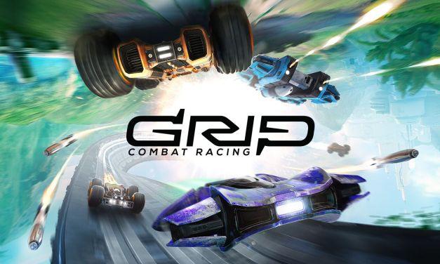 L'update AirBlades est disponible dans GRIP: Combat Racing