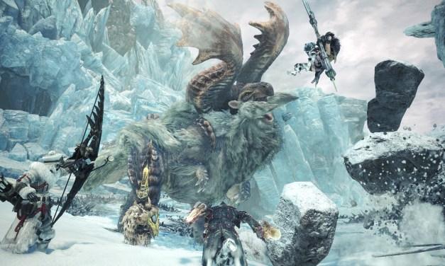 Une bêta pour Monster Hunter World : Iceborne sur Playstation 4