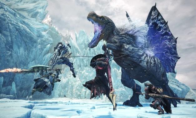 Monster Hunter World: Un nouveau trailer pour Iceborne