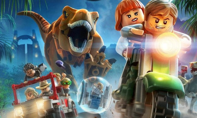 Lego Jurassic World est disponible sur Nintendo Switch