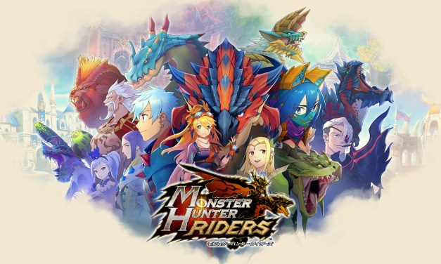 Capcom annonce Monster Hunter Riders sur iOS et Android
