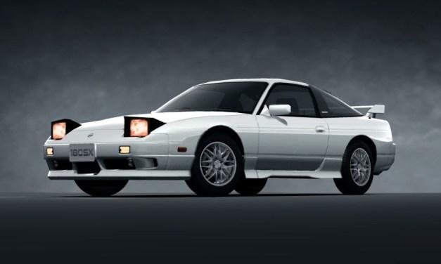 Trois nouvelles voitures arrivent dans Gran Turismo Sport la semaine prochaine