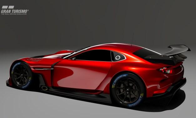 GT Sport: Julien Montousse nous en dit un peu plus sur la Mazda RX-Vision GT3