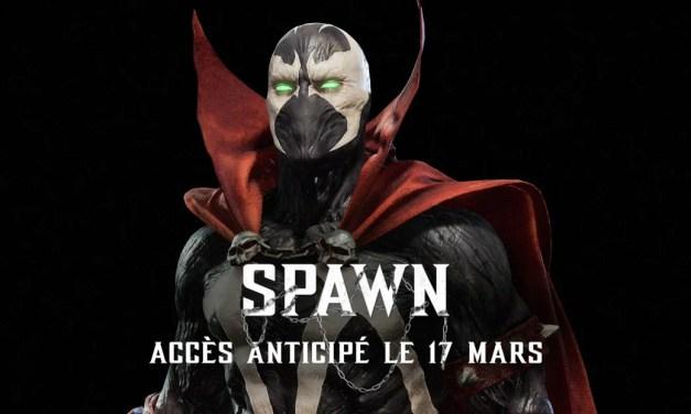 Mortal Kombat 11: Un trailer de présentation pour Spawn