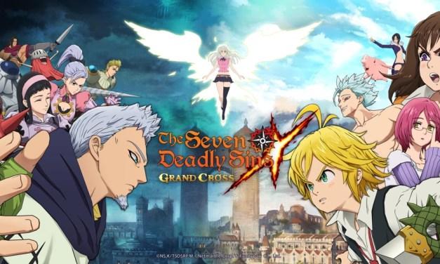 The Seven Deadly Sins: Grand Cross est disponible sur Android et iOS