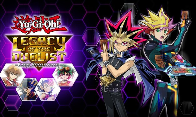 Yu-Gi-Oh! Legacy of the Duelist: Link Evolution arrive sur Playstation 4, Xbox One et PC