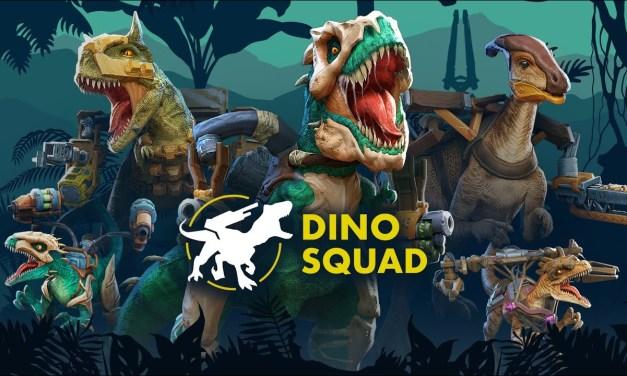 Dino Squad est disponible sur iOS et Android