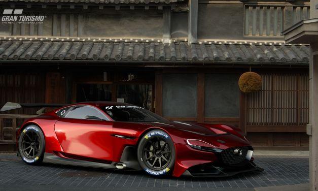 Gran Turismo Sport: Présentation de la Mazda RX-Vision GT3 en vidéo