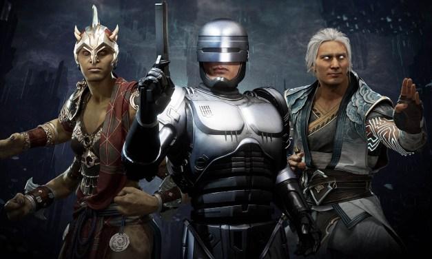 Mortal Kombat 11: Le DLC Aftermath annoncé avec RoboCop!