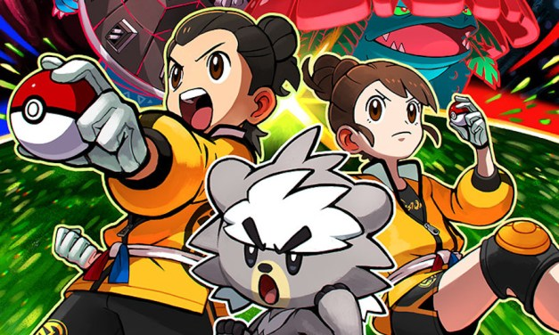 Une date pour Les terres enneigées de la Couronne dans Pokémon Épée et Bouclier