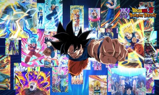 Bandai Namco célèbre les 5 ans de Dragon Ball Z Dokkan Battle