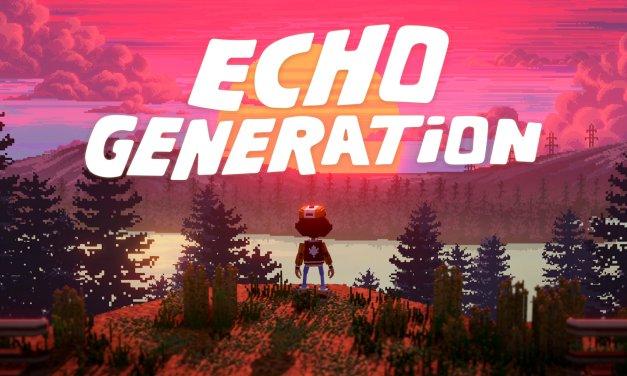 Cococucumber annonce Echo Generation sur Xbox Series X et Xbox One