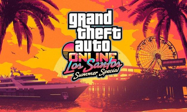 L'update Los Santos Summer Special est disponible dans GTA Online