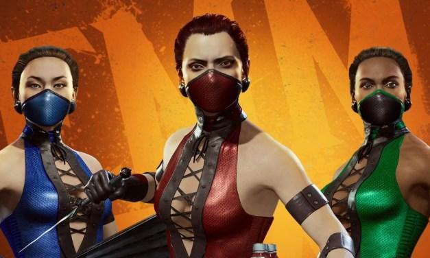 Le pack de skins Klassique Femme Fatale est dispo dans Mortal Kombat 11: Aftermath