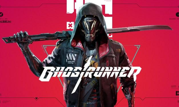 Une date pour la version PlayStation 5 et Xbox Series X|S de Ghostrunner