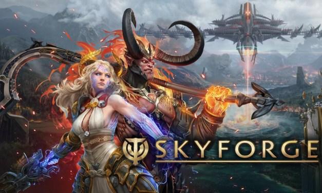 Skyforge arrive sur Nintendo Switch en Février prochain