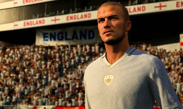 David Beckham débarque bientôt dans Fifa 21