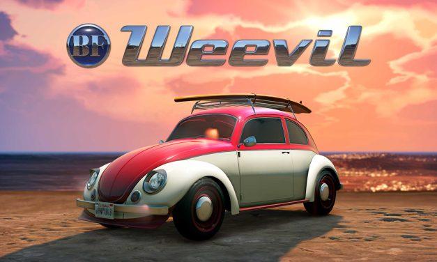 La BF Weevil est désormais disponible dans GTA Online