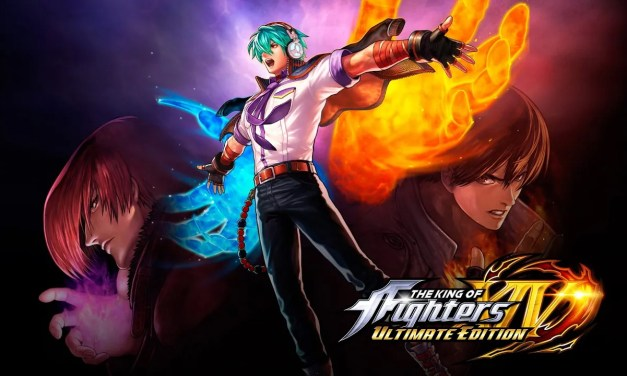 The King of Fighters XIV Ultimate Edition est disponible sur PlayStation 4