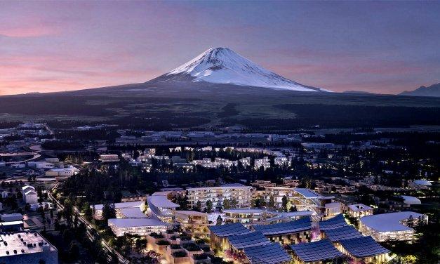 Toyota lance Woven City, son projet de ville intelligente près du Mont Fuji