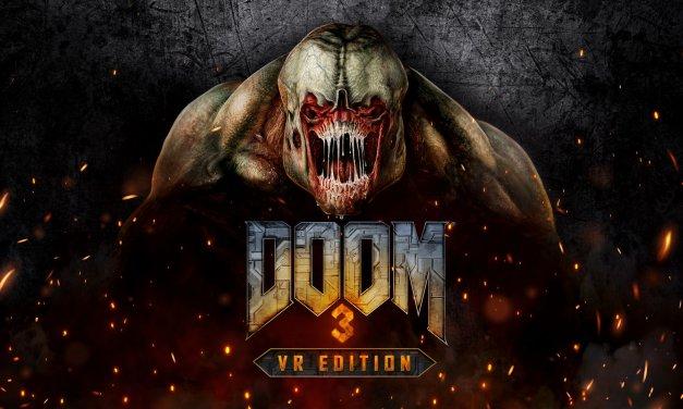 Doom 3 VR Edition est disponible sur le Playstation VR