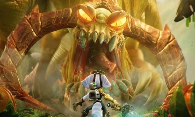 Plus d'un quart d'heure de gameplay pour Ratchet & Clank : Rift Apart