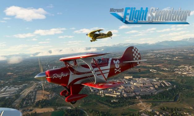 Enfin une date de sortie pour Microsoft Flight Simulator sur Xbox Series X|S