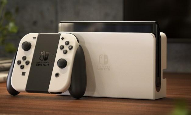 Nintendo annonce une Switch avec un écran OLED