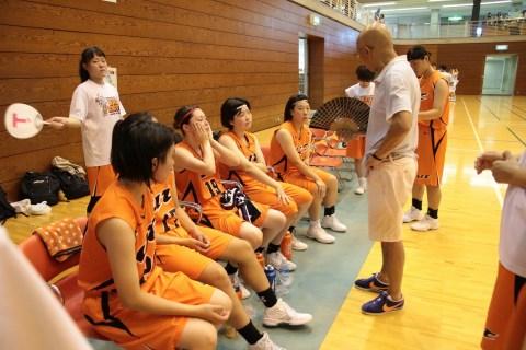対 武蔵丘短期大学(予選第2戦)頑張りどころ
