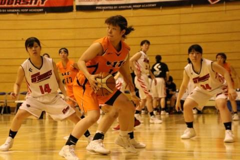 札幌学院大学 戦(予選L)