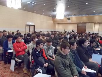 本学からも60名が参加