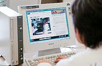 e-ラーニングの写真