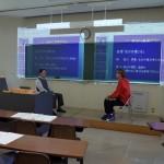 3 社会人学生が先生