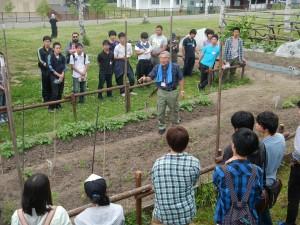 61 満月先生の循環型農園