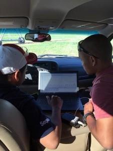 湿度データの収集解析