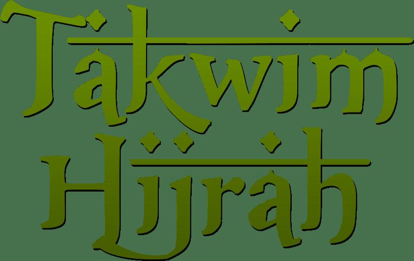 Takwim Hijrah