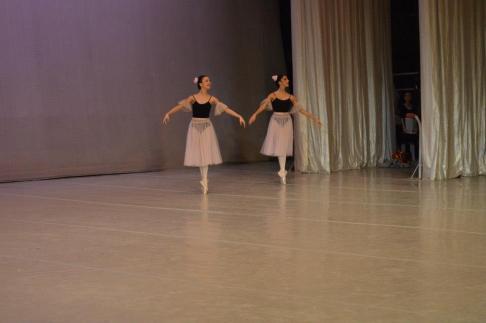 Tala Lee-Turton - Bolshoi Ballet Academy Winter Performance 2013
