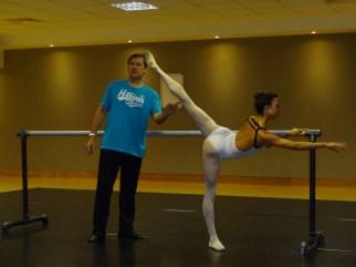 Training at Bristol Russian Ballet SchoolTala Lee-Turton Bolshoi Ballet Academy