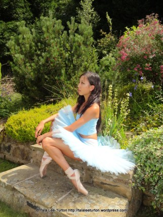 Tala Lee-Turton - ballet pose