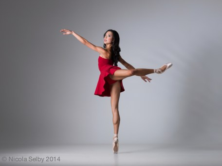 Ballet Dancer in Motion - Tala Lee-Turton Life at the Bolshoi Ballet Academy