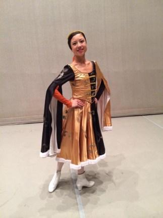 Tala Lee-Turton - Character Festival - Bolshoi Ballet Academy