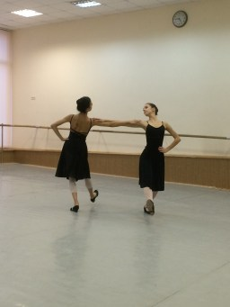 Character class - Tala Lee-Turton Bolshoi Ballet Academy
