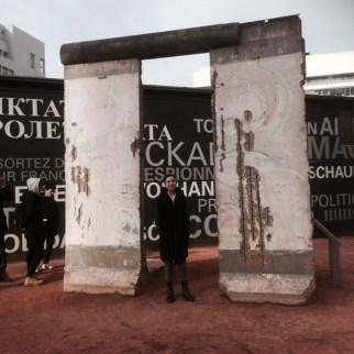 Tala lee-Turton - Berlin Wall