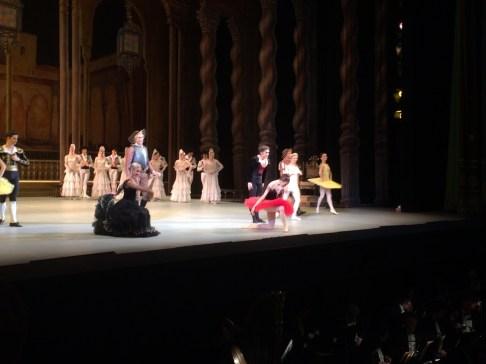 Tala Lee-Turton Bolshoi Ballet Academy - performance