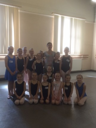 Tala Lee-Turton Summer Ballet Masterclasses
