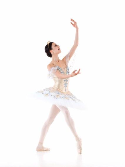 professional ballerina model - Tala Lee-Turton Bolshoi Ballet Academy